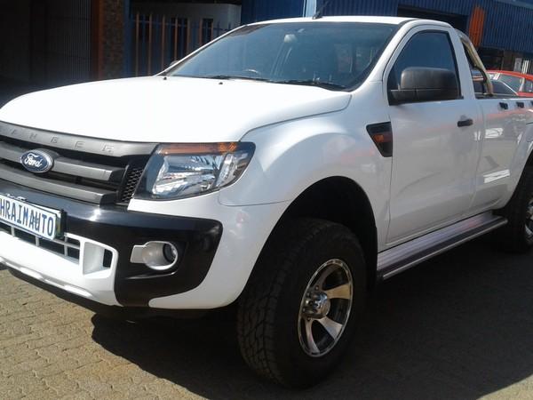 2012 Ford Ranger 2.2i Lwb Pu Sc  Gauteng Johannesburg_0
