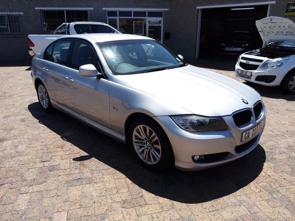 2010 BMW 3 Series 320i At e90  Western Cape Plumstead_0