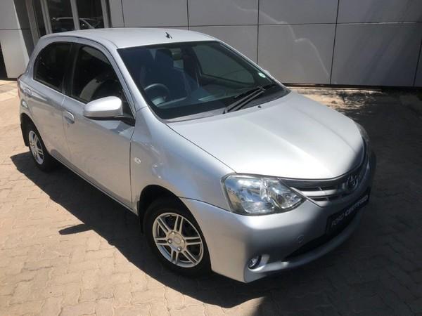 2014 Toyota Etios 1.5 Xs 5dr  Gauteng Krugersdorp_0