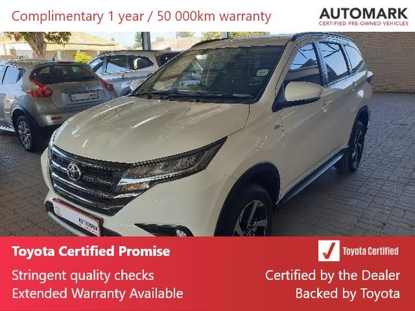 2018 Toyota Rush 1.5 Auto Eastern Cape King Williams Town_0