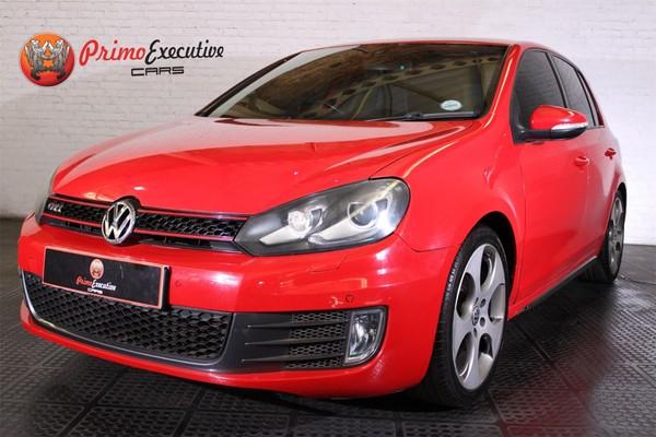 2009 Volkswagen Golf Vi Gti 2.0 Tsi Dsg  Gauteng Edenvale_0