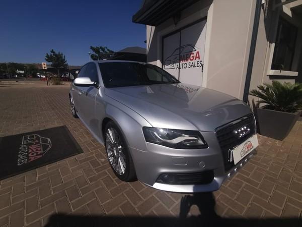 2010 Audi A4 2.0 Tfsi Quatt Stronic 155kw  Gauteng Pretoria_0