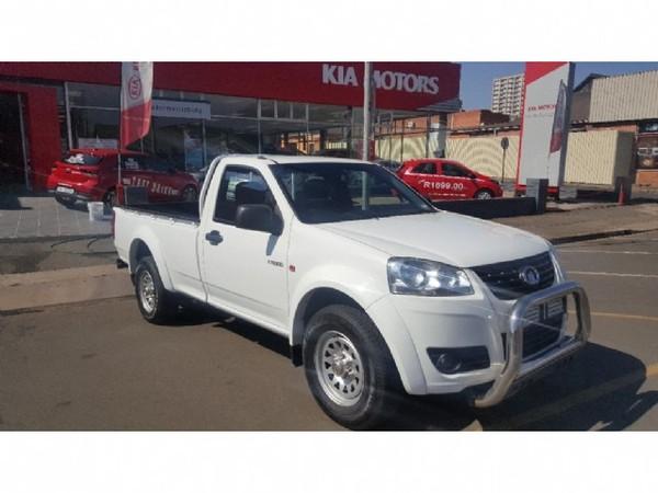 2017 GWM Steed 2.0 VGT Single cab Bakkie Kwazulu Natal Pietermaritzburg_0
