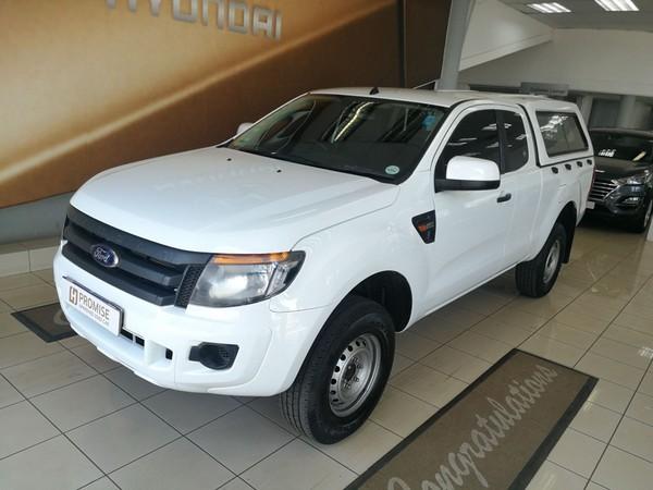 2014 Ford Ranger 2.2TDCi XL PU SUPCAB Gauteng Lenasia_0