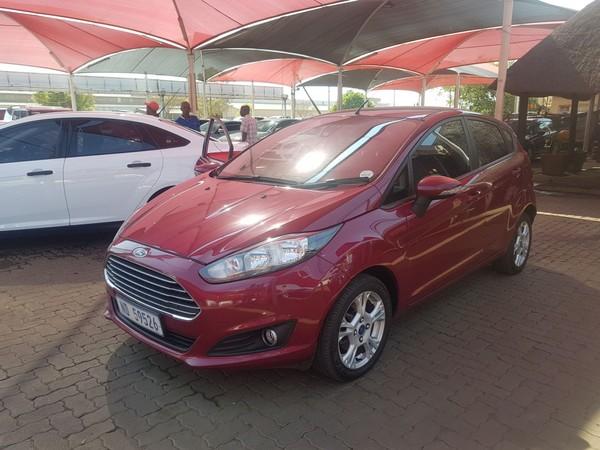 2013 Ford Fiesta 1.6i Titanium 5dr  Gauteng Meyerton_0