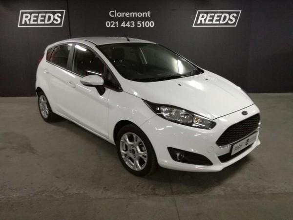 2018 Ford Fiesta 1.0 ECOBOOST Trend Powershift 5-Door Western Cape Claremont_0