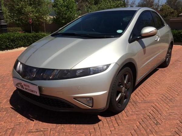 2008 Honda Civic 1.8i-vtec Exi 5dr  Gauteng Pretoria_0