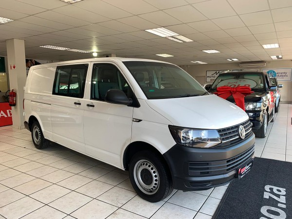 2016 Volkswagen Transporter T6 2.0TDi LWB 103KW DSG FC PV  AMBULANCE  Kwazulu Natal Pinetown_0