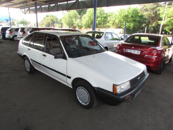 1986 Toyota Avante 1.6 Twin Cam  Gauteng Boksburg_0