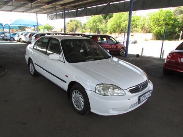 1999 Honda Ballade 160i Luxline At  Gauteng Boksburg_0
