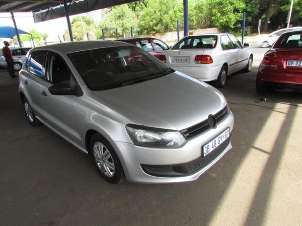 2011 Volkswagen Polo 1.4 Trendline 5dr  Gauteng Boksburg_0