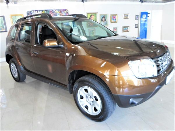 2014 Renault Duster 1.6 expression Western Cape Knysna_0