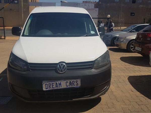 2014 Volkswagen Caddy 1.6i 81KW FC PV Gauteng Johannesburg_0