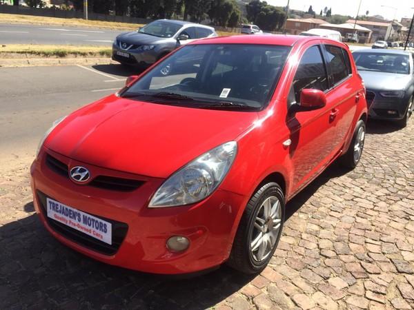2010 Hyundai i20 1.6  Gauteng Kempton Park_0