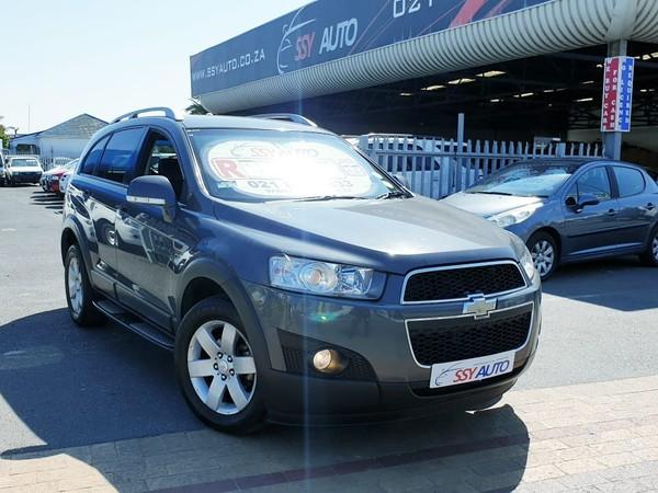 2012 Chevrolet Captiva 2.4 Lt At  Western Cape Parow_0