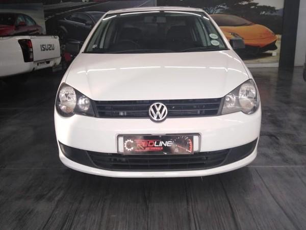2014 Volkswagen Polo Vivo 1.6 Trendline Western Cape Goodwood_0