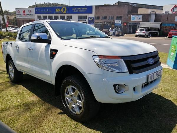 2013 Ford Ranger 3.2tdci Xlt 4x4 Pu Dc  Kwazulu Natal Pinetown_0