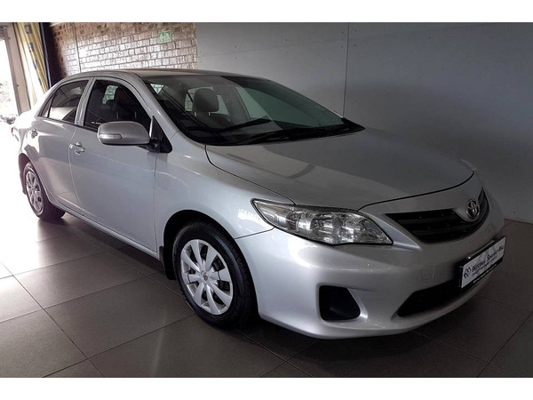 2011 Toyota Corolla 1.6 Professional  Western Cape Somerset West_0