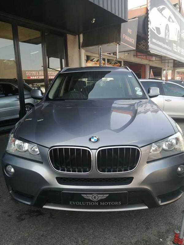 2012 BMW X3 xDRIVE 20d G01 Western Cape Parow_0