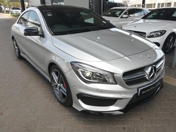 2019 Mercedes-Benz CLA-Class 45 AMG Gauteng Pretoria_0