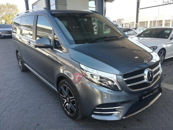 2018 Mercedes-Benz V-Class V250 Bluetech Avantgarde Auto Gauteng Pretoria_0