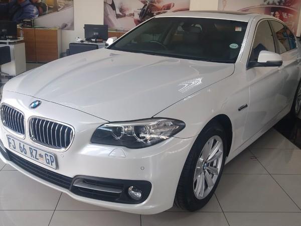 2016 BMW 5 Series 520D Auto Gauteng Boksburg_0