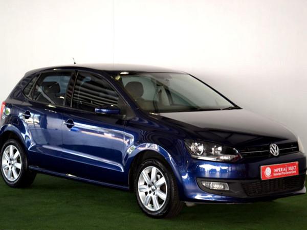 2013 Volkswagen Polo 1.4 Comfortline 5dr  Western Cape Diep River_0