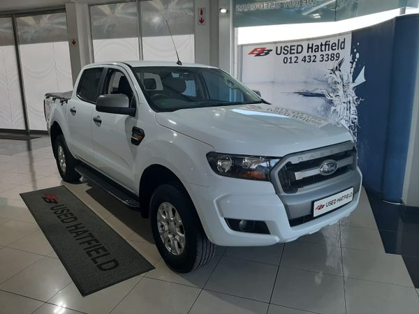 2017 Ford Ranger 2.2TDCi XLS 4X4 Auto Double Cab Bakkie Gauteng Hatfield_0