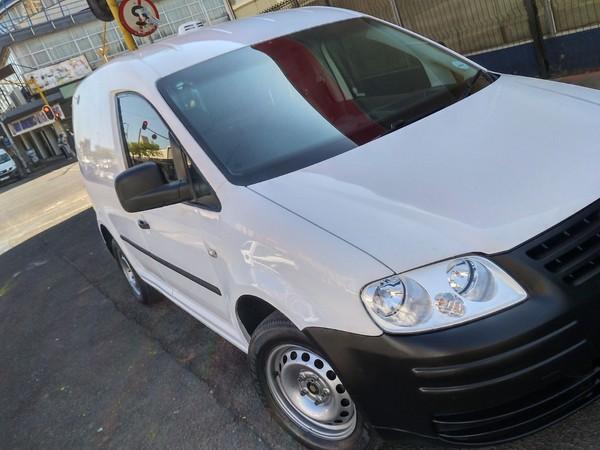2010 Volkswagen Caddy 1.6i Fc Pv  Gauteng Pretoria_0