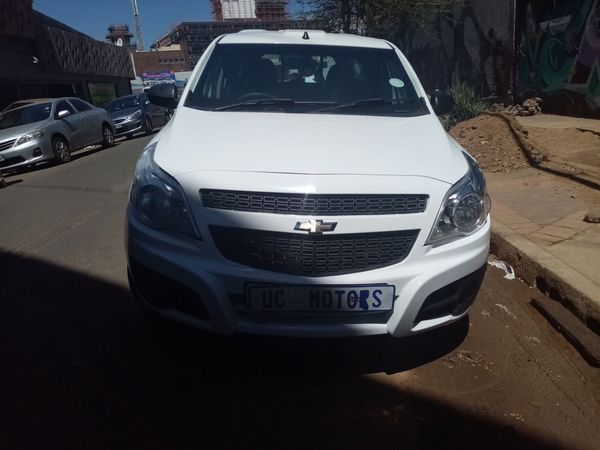 2013 Chevrolet Corsa Utility 1.4 Club Pu Sc  Gauteng Germiston_0