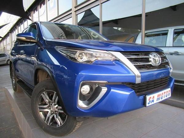 2016 Toyota Fortuner 2.8GD-6 RB Auto Gauteng Randburg_0