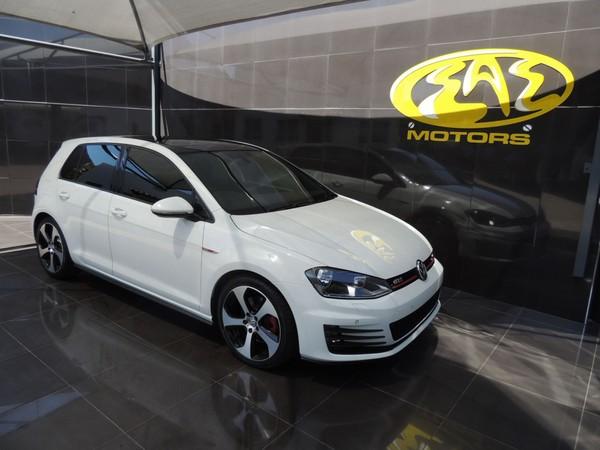2016 Volkswagen Golf VII GTi 2.0 TSI DSG Performance Gauteng Vereeniging_0