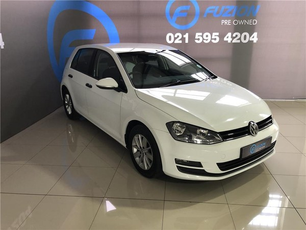 2016 Volkswagen Golf VII 1.4 TSI Trendline Western Cape Goodwood_0
