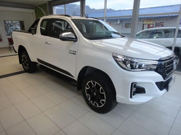 2019 Toyota Hilux 2.8 GD-6 Raider L50 4X4 PU ECAB Western Cape Ceres_0