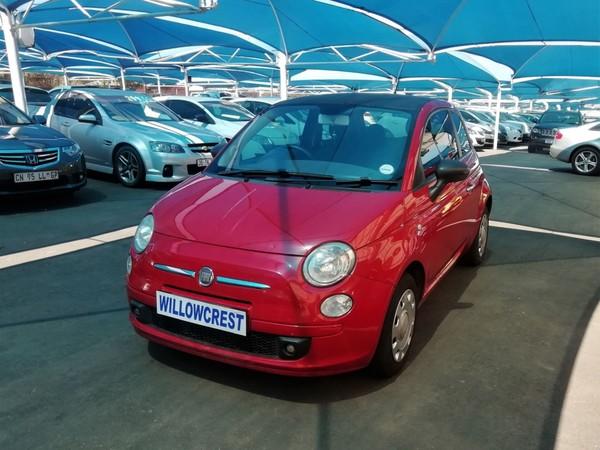 2012 Fiat 500 1.2 Pop  Gauteng Randburg_0