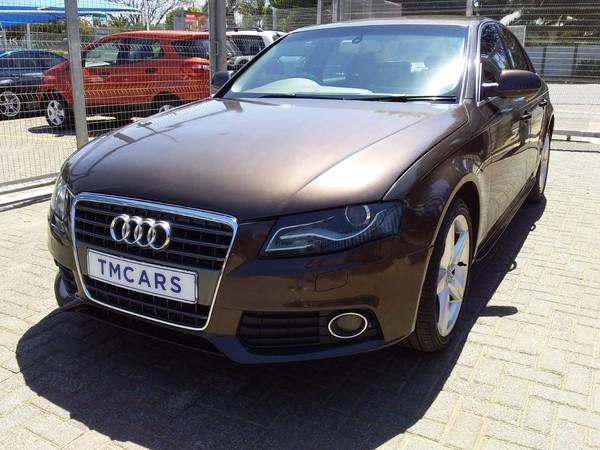 2011 Audi A4 2.0 TFSI SE Multi Gauteng Bramley_0