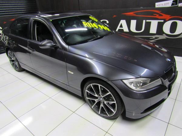 2008 BMW 3 Series 320d man - R2 800 PM Gauteng Boksburg_0