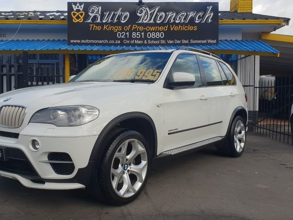 2011 BMW X5 Xdrive40d At  Western Cape Somerset West_0