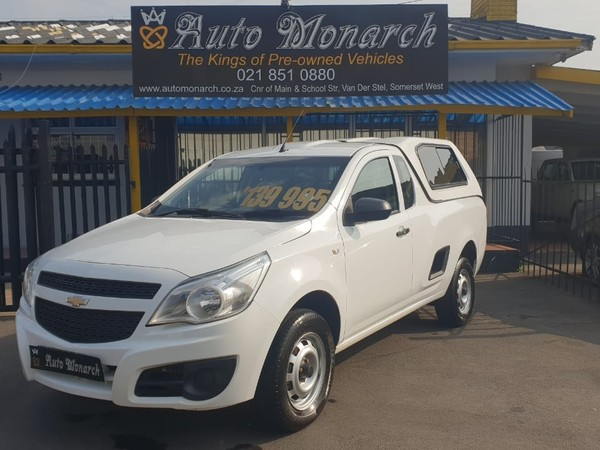 2017 Chevrolet Corsa Utility 1.4 Ac Pu Sc  Western Cape Somerset West_0
