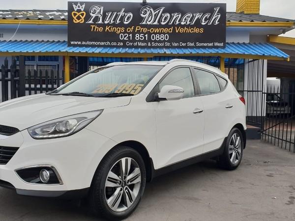 2014 Hyundai iX35 2.0 Premium Western Cape Somerset West_0