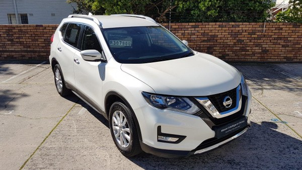 2018 Nissan X-Trail 2.5 Acenta 4X4 CVT Western Cape Paarl_0