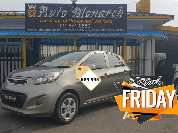 2013 Kia Picanto 1.1  Western Cape Somerset West_0