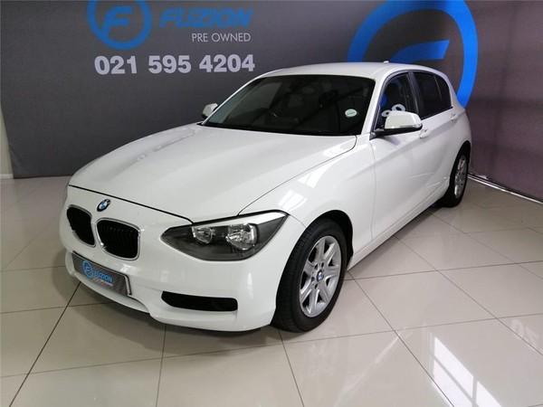 2012 BMW 1 Series 116i 5dr f20  Western Cape Parow_0