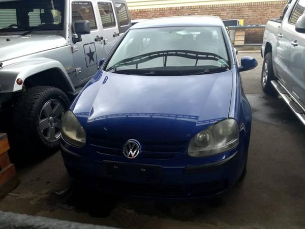 2009 Volkswagen Golf 1.6 Comfortline  Gauteng Pretoria_0