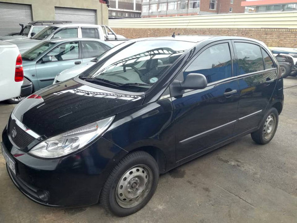2011 TATA Indica Vista 1.4 Aura  Gauteng Pretoria_0