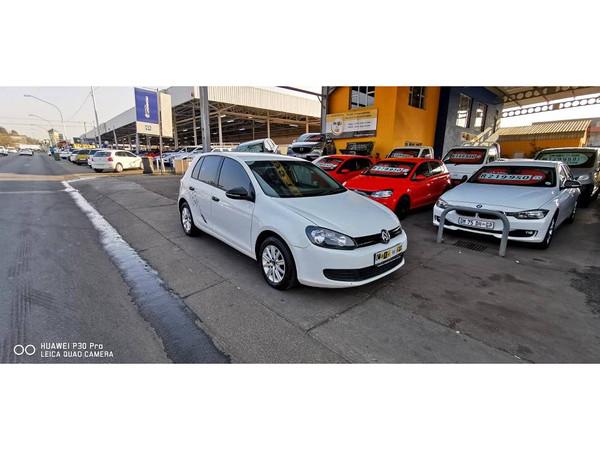 2011 Volkswagen Golf 1.6 Trendline  Gauteng Pretoria_0