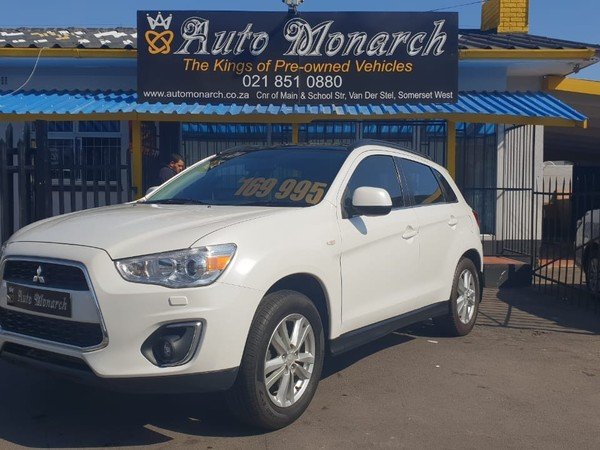2013 Mitsubishi ASX 2.0 5dr Glx  Western Cape Somerset West_0