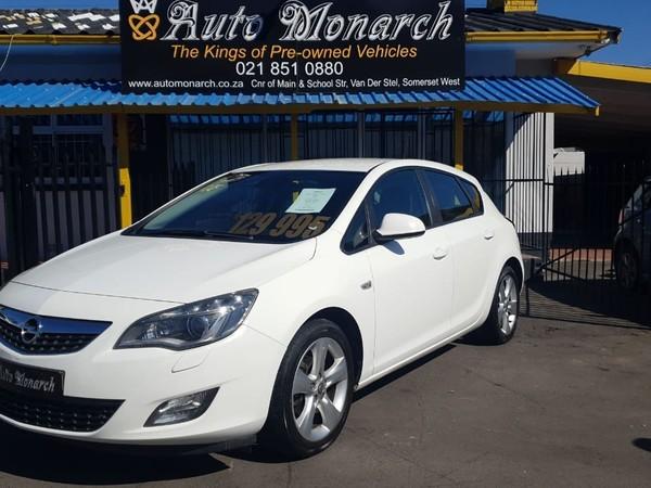 2011 Opel Astra 1.4t Enjoy Plus 5dr  Western Cape Somerset West_0