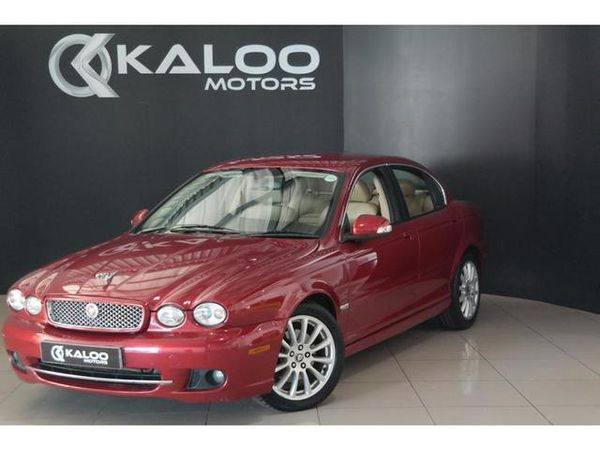 2008 Jaguar X-Type 2.2d Se At  Gauteng Johannesburg_0
