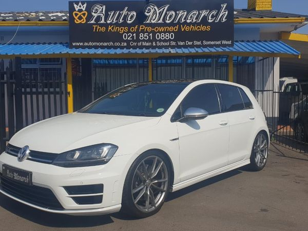 2016 Volkswagen Golf VII 2.0 TSI R DSG Western Cape Somerset West_0